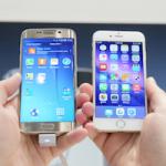 Сравнение iPhone 6 и Galaxy S6 edge в реальных условиях