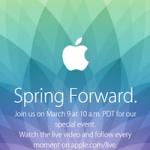 Трансляция мероприятия «Spring forward» на ПростоМАК
