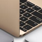 Apple представила сверхтонкий 12-дюймовый MacBook с дисплеем Retina