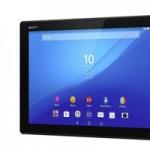Xperia Z4 Tablet  — конкурент iPad Air 2 от Sony