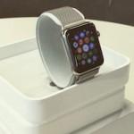 В сети появились снимки упаковки Apple Watch