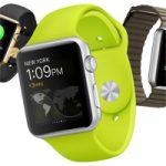 Apple получила ряд патентов, связанных с Apple Watch