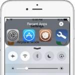 Твик Return добавляет иконки приложений в Пункт управления iOS