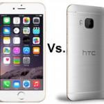 iPhone 6 против HTC One M9. Кто прочнее?