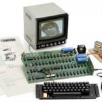 Один из первых компьютеров Apple выставят на аукцион