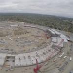 Строительство Apple Campus 2 продолжается. Новое видео