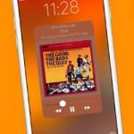 Твик Helius 2 меняет внешний вид блока управления музыкой на экране блокировки