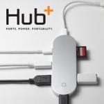 Hub+ — новый аксессуар для 12-дюймового MacBook