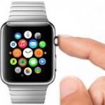 Скачать полный комплект графических элементов интерфейса Apple Watch