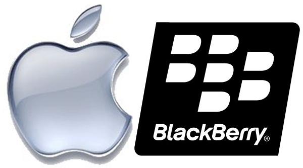 Apple Blackberry Mac