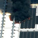 В новом центре обработки данных Apple произошел пожар