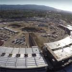 Apple Campus 2 — новый ролик со стройплощадки