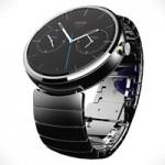 Компания Motorola работает над новой версией своих умных часов
