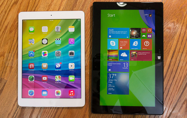Surface-Pro-3_vs_iPad Air 2_1