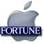 Apple заняла пятую строчку в списке Fortune-500