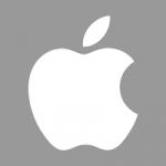 После объявления финансовых результатов акции Apple упали в цене
