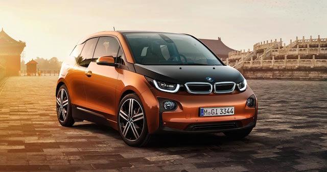 Apple хотят сделать своей основой электромобиль BMW i3