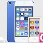 Обновленные iPod засветились в iTunes 12.2