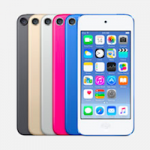 Apple представила новую линейку iPod