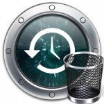 Как удалить старые копии Time Machine