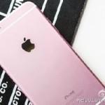 Розовый iPhone 6s все-таки будет. А о сапфировом стекле можно забыть