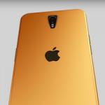 Концепт iPhone 7 с безрамочным дисплеем