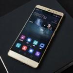 Huawei представила смартфон с чувствительным к нажатию экраном