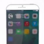 Реалистичный концепт iPhone 7, работающего на iOS 10