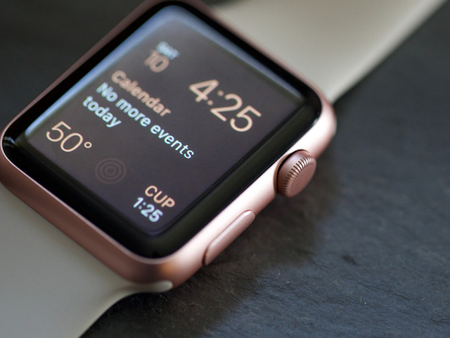 Как выглядят Apple <b>Watch</b> Sport в цвете «розовое золото ...