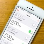 Ошибка при отложенном обновлении до iOS 9.1 приводит к проблемам с будильником