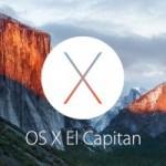 Вышла финальная версия OS X 10.11.1 El Capitan