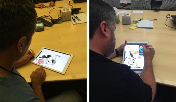 iPad Pro_disney_2