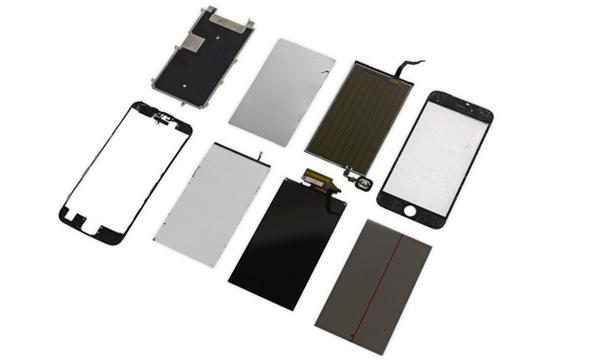 iPhone 6s-display