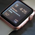 Как выглядят Apple Watch Sport в цвете «розовое золото»