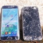 Почему смартфоны падают экраном вниз