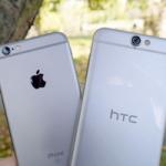 HTC скопировала не только дизайн iPhone 6, но и рекламу Apple