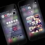 В сети появился концепт iOS 10 с обновленным Пунктом управления