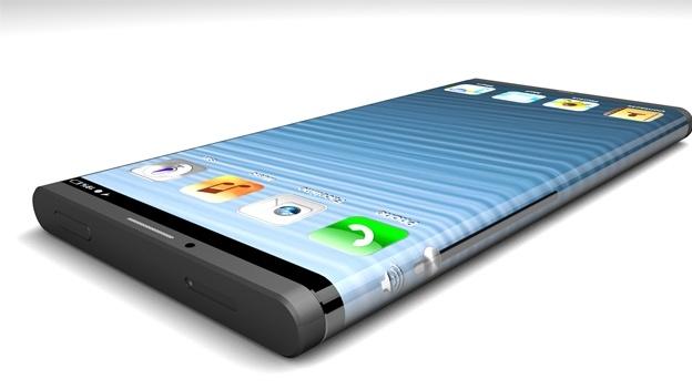 У iPhone 7 будет скруглённый по бокам экран?