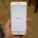 iPhone 6s Plus. Испытание асфальтом