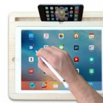 Canvas Smart Desk — деревянная подставка для iPad Pro и iPad Air