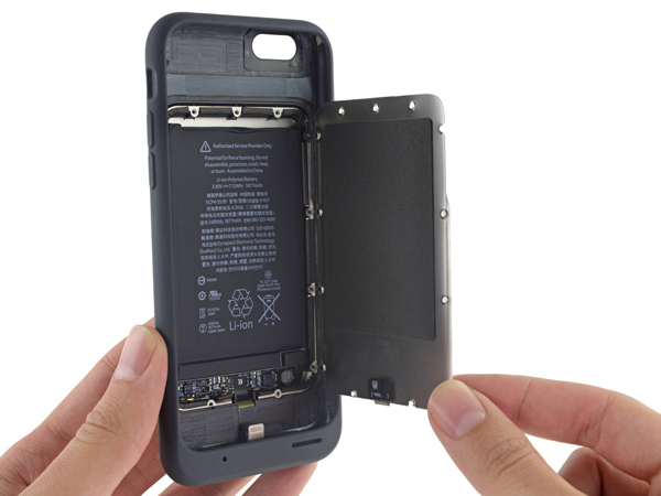 Smart Battery Case ifixit_2