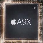 Apple A9X на 40% больше Apple A9
