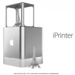 Как может выглядеть 3D-принтер Apple