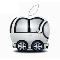 Как выглядит Apple Car. Шпионское видео