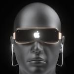 Концепт очков виртуальной реальности Apple VR