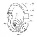 У Apple есть патент на полноразмерные складные наушники