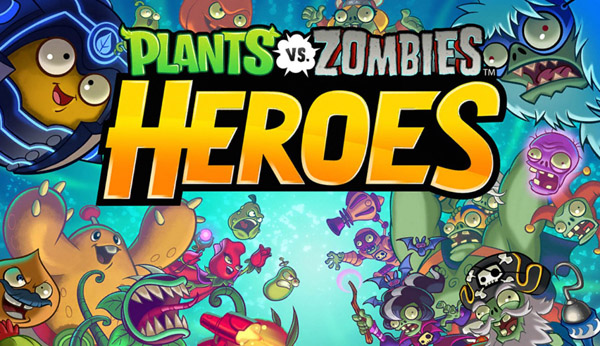 Plants vs Zombies Heroes-1