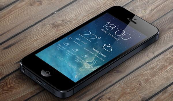 iOS-7-LockScreen-Weather-1