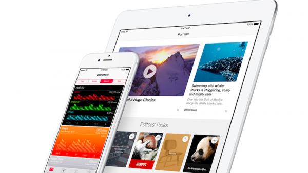 Apple остановила обновление на iOS 9.3