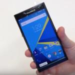 Android-смартфон BlackBerry Priv оказался провальным